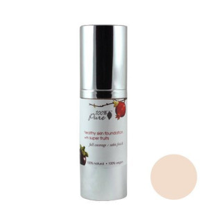 100% Pure HEALTHY SKIN FOUNDATION