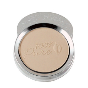 100% Pure FOUNDATION POWDER (sheer to medium coverage)