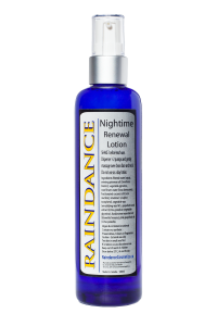 Raindance Nightime Renewal Lotion