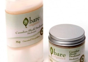 NEW! Canadian Shield Cream Deodorant