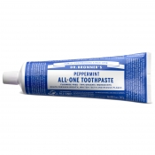 Dr. Bronners all-in-one Toothpaste