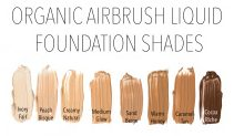 Organic Liquid Foundation by Mg Naturals